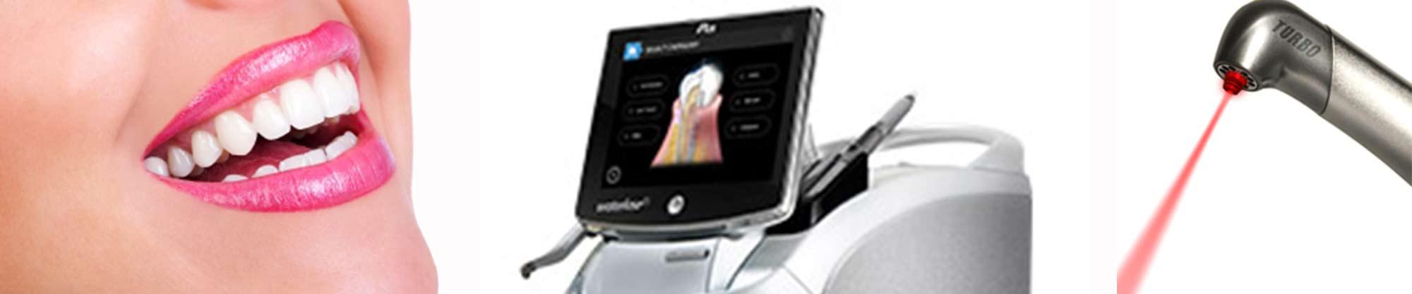 Laser Biolase - Polyclinique dentaire Européenne - Tours - Région Centre - Spécialités dentaires